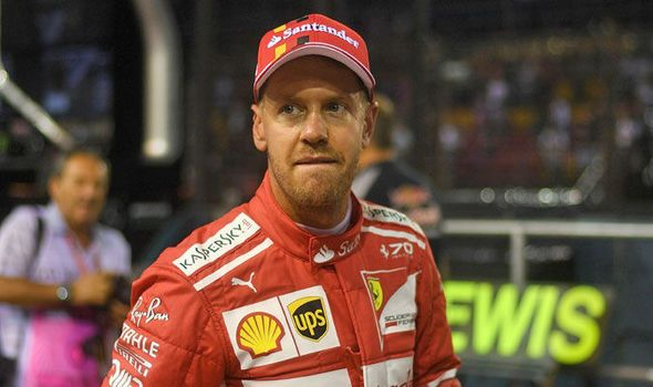 Malaysia GP news: Ferraris Sebastian Vettel shrugs off Lewis Hamilton's criticism