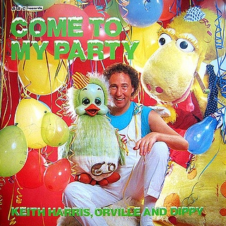 Keith Harris, Orville and Dippy - Come To My Party by The Downstairs Lounge, via Flickr