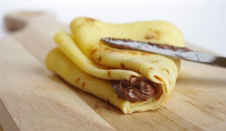 La pâte à crêpes par Michalak