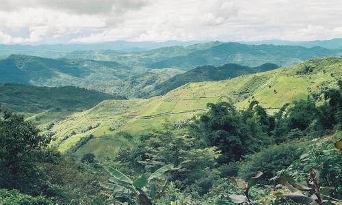 Phongsali, Laos
