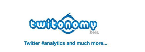 Analizzare le statistiche di un account Twitter con Twitonomy