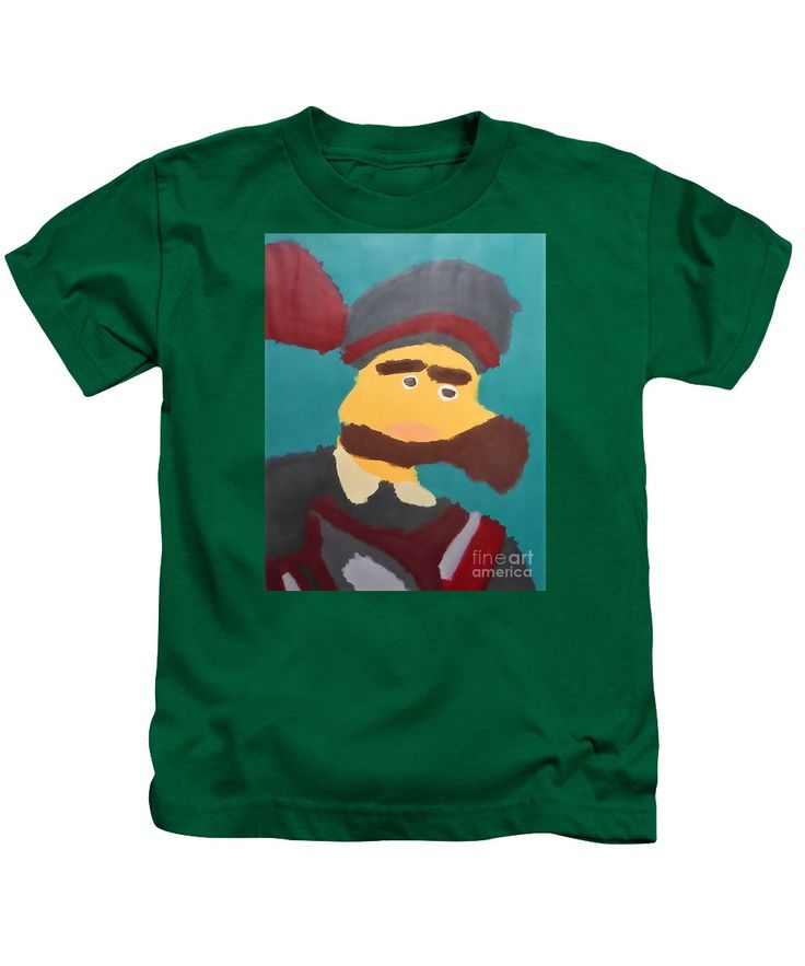 Patrick Kids T-Shirt featuring the painting The Emperor Charles V 2014 - After Peter Paul Rubens by Patrick Francis