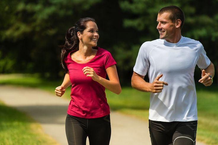 Couples That Run Together Stay Together - facts and tips for staying healthy together