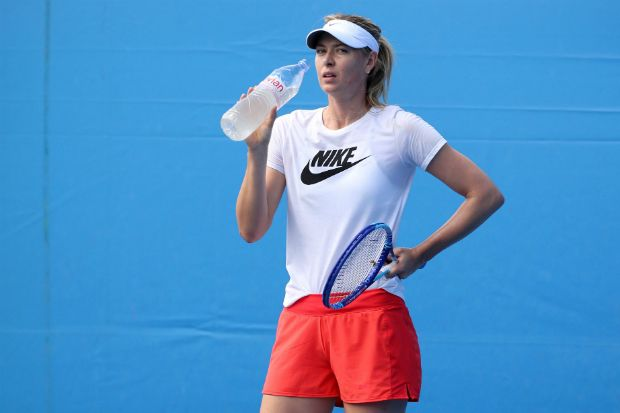 Nike, Porsche and TAG Heuer Cut Ties with Maria Sharapova Following Failed Drug Test