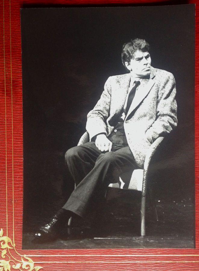 LAURENT TERZIEFF - TIRAGE ARGENTIQUE ORIGINAL - TAMPON AGENCE BERNAND 13x18 cm | eBay