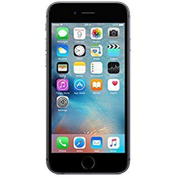 Apple iPhone 6S 16 GB UK SIM-Free Smartphone - Grey (Certified Refurbished)