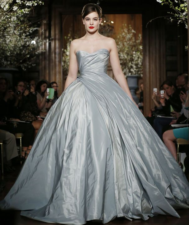 60 Best Images About Over The Top Wedding Gowns On