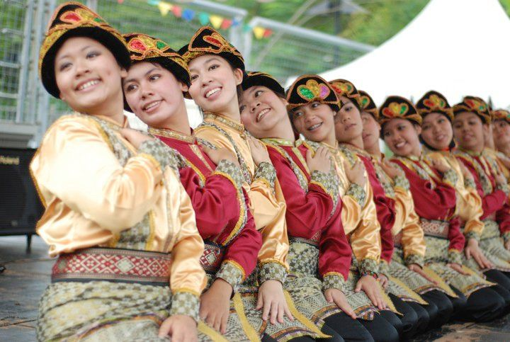"Cutlture: On August 2nd, people come to watch ""Bireun Seudati"" where Indonesian performers present typical dances, music,  and costumes from all  over Indonesia."