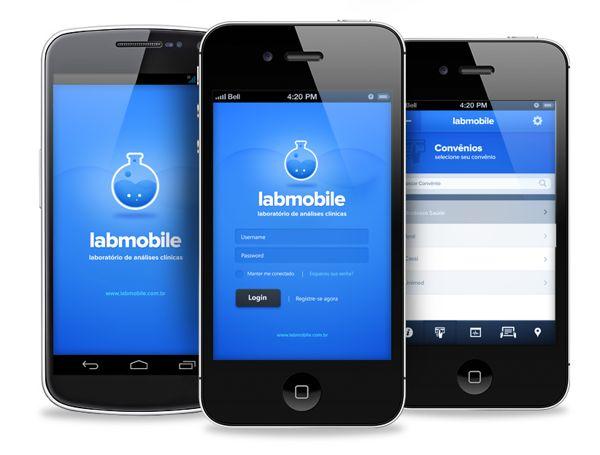 Labmobile - Final version by Leonardo Zem, via Behance