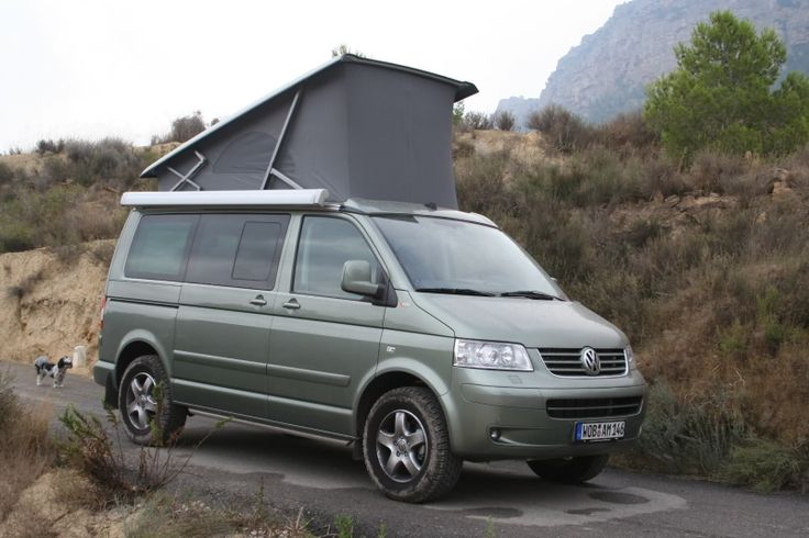 Volkswagen T5 4motion California Syncro Amp 4motion Vw