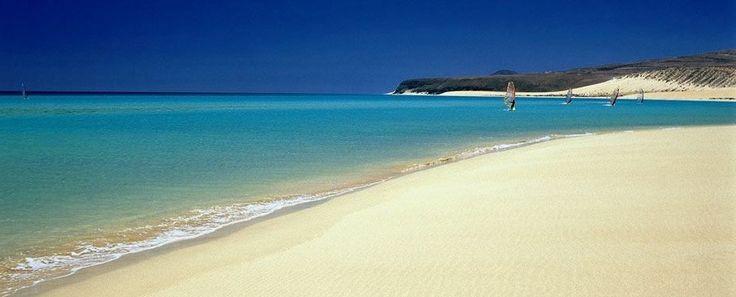 Spędź niezapomniany urlop na wyspie Fuerteventura: najpiękniejsze plaże wysp kanaryjskich i słoneczna pogoda cały rok gwarantują udane wakacje!