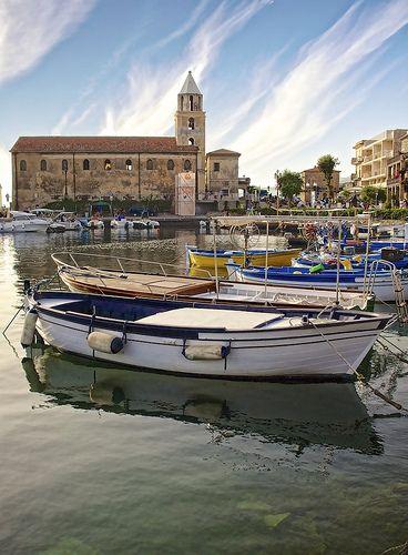 #Acciaroli harbor, #Cilento, Southern Italy