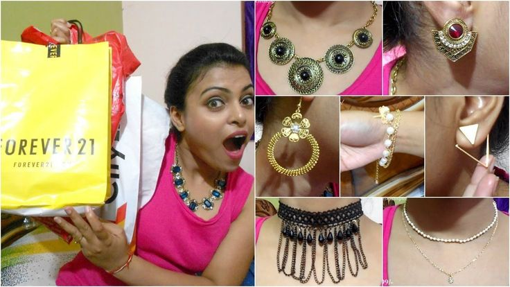Amazing Sale Haul | Jewelry, Clothes, Accessories | Forever21,Reliance Trends,Max,Big Bazaar,V mart