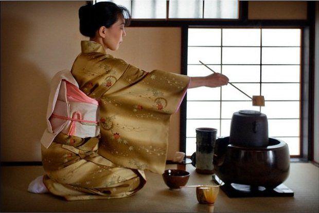 Origem e princípios da Cerimônia do Chá no Japão - Mundo-Nipo