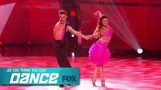 Rudy & All-Star Jenna: Top 10 Perform | SO YOU THINK YOU CAN DANCE | FOX BROADCASTING -Season 11