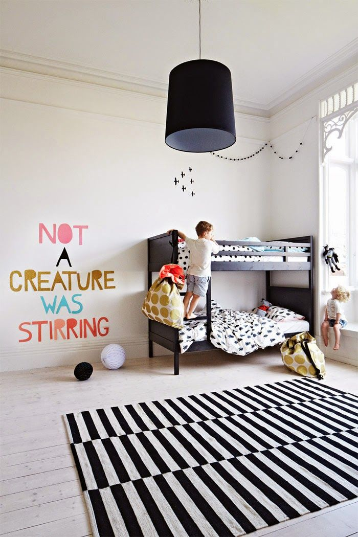 Poppytalk: Preview | November (Holiday) Issue of Inside Out Magazine | Cool Kids bedroom