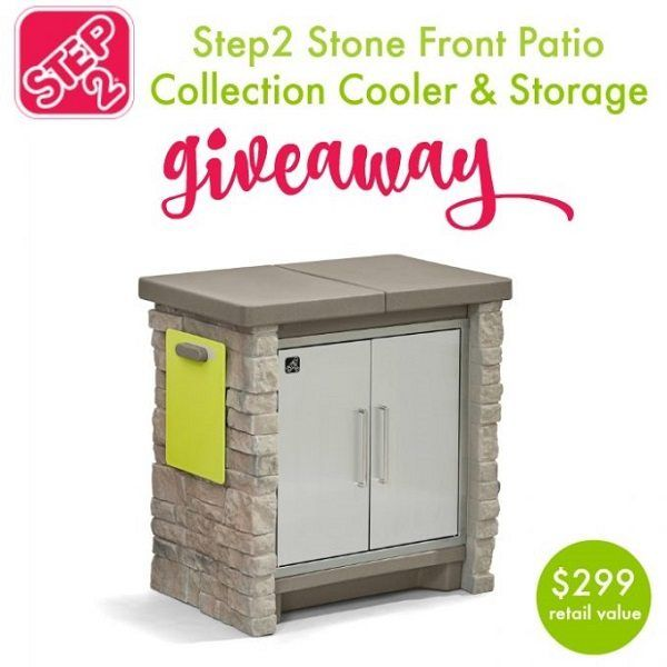 Ultimate Backyard Storage Collection Giveaway – Step2 Cooler & Backyard Storage Shed Sweepstakes – Ends 4/16