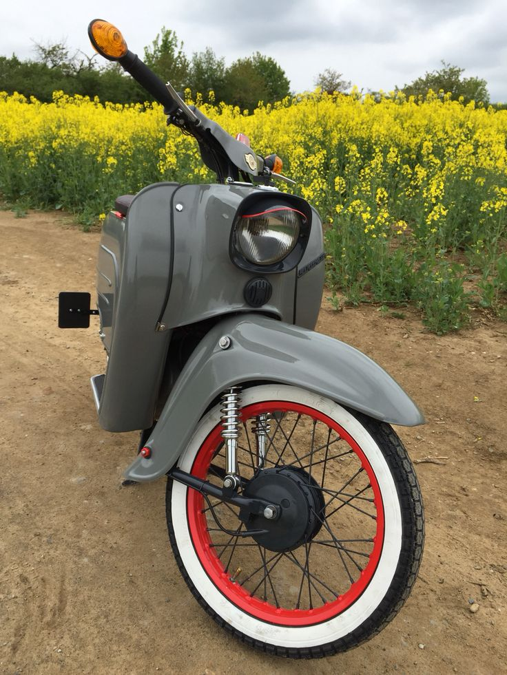 Simson Schwalbe KR51/1 Built not bought