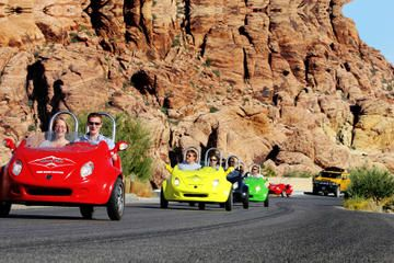 Scooter Car Tour of Red Rock Canyon with Transport from Las Vegas - Las Vegas | Viator