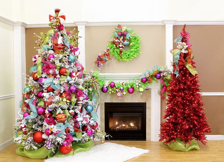 50 Of The Most Inspiring Christmas Tree Designs Part 86