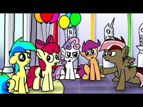 Rainbow Dash Presents - yes yes I will probly lose some people for this but this video is so funny funny just try to check it out