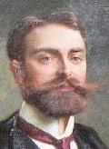 Georges de CRÉQUY-MONTFORT de COURTIVRON (1877-1966), qui participa aux Jeux Olympiques de 1912 et de 1924 aux épreuves de tir au pigeon d'a...