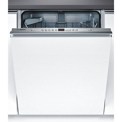 Buy Bosch SMV53M40GB Fully Integrated Dishwasher Online at johnlewis.com
