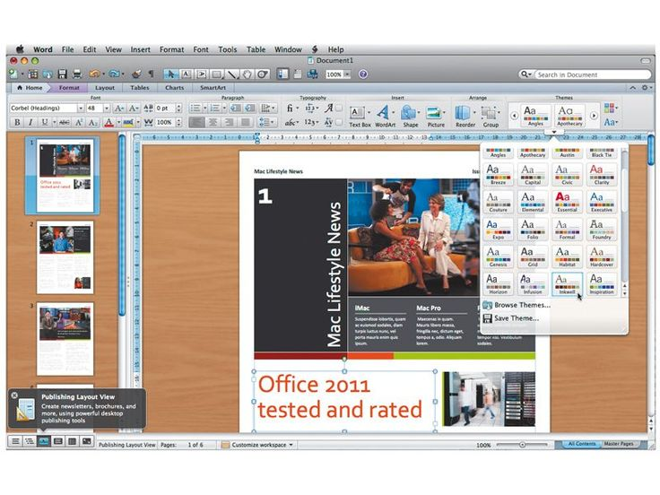 Office for Mac 2011 review | The latest version of Microsoft's Office suite arrives on the Mac Reviews | TechRadar