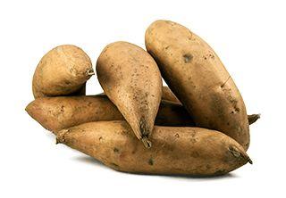 Batáty, sladké zemiaky batáty, recept batáty.