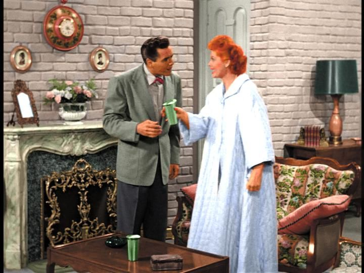 I_Love_Lucy_Pilot - Sitcoms Online Photo Galleries