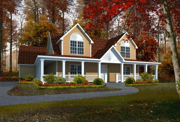Magnolia | Custom Modular Homes