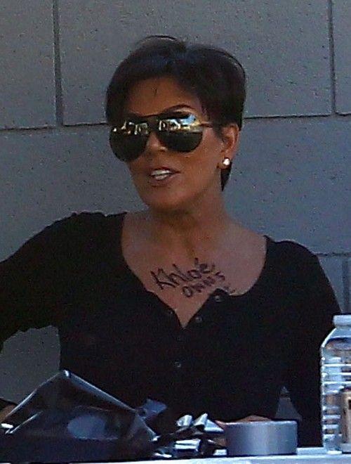 Kris Jenner Was A Monster Mom: Made Khloe Kardashian Exercise At 4  #KrisJenner
