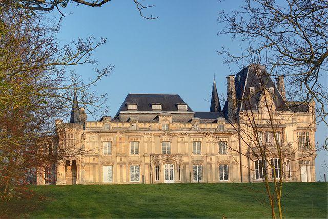 Château de Beauregard d'Hérouville - Basse-Normandie