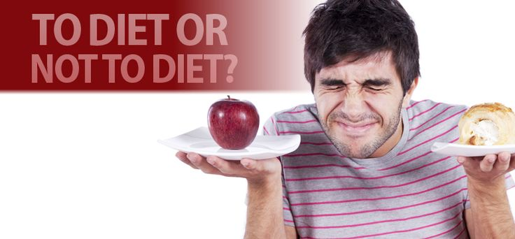 Weighing up the pros of dieting It's My Health