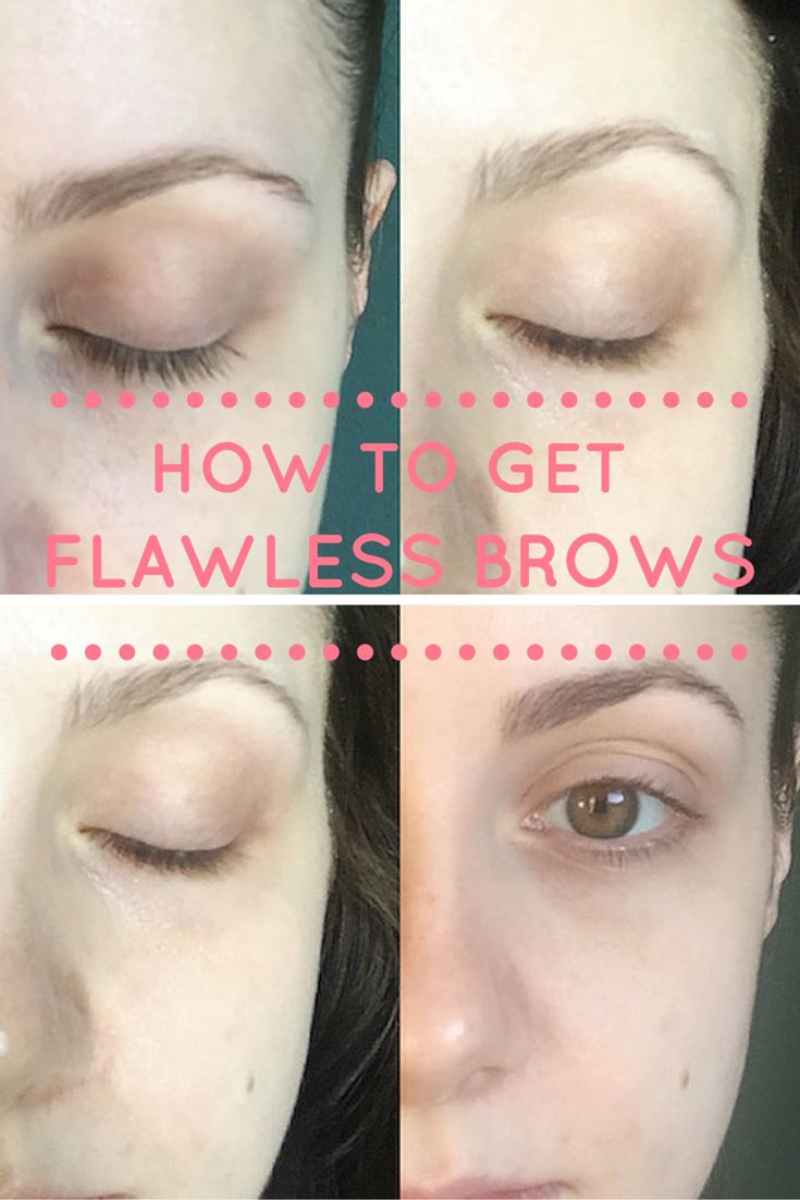 HOW TO GET FLAWLESS BROWS | with Hydropeptide Lash and Brow serum. Don't let brow envy get the best of you, your eyebrows just need a little love to become full, bold & sexy.