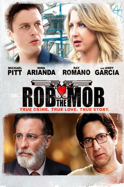 Watch Rob the Mob (2014) Full Movie Online Free