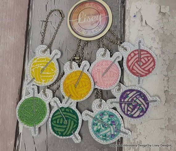 Instant download Embroidery Digital File The Key Hole