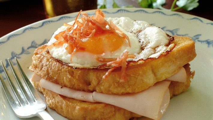 Arme riddere - a cooler name for French toast