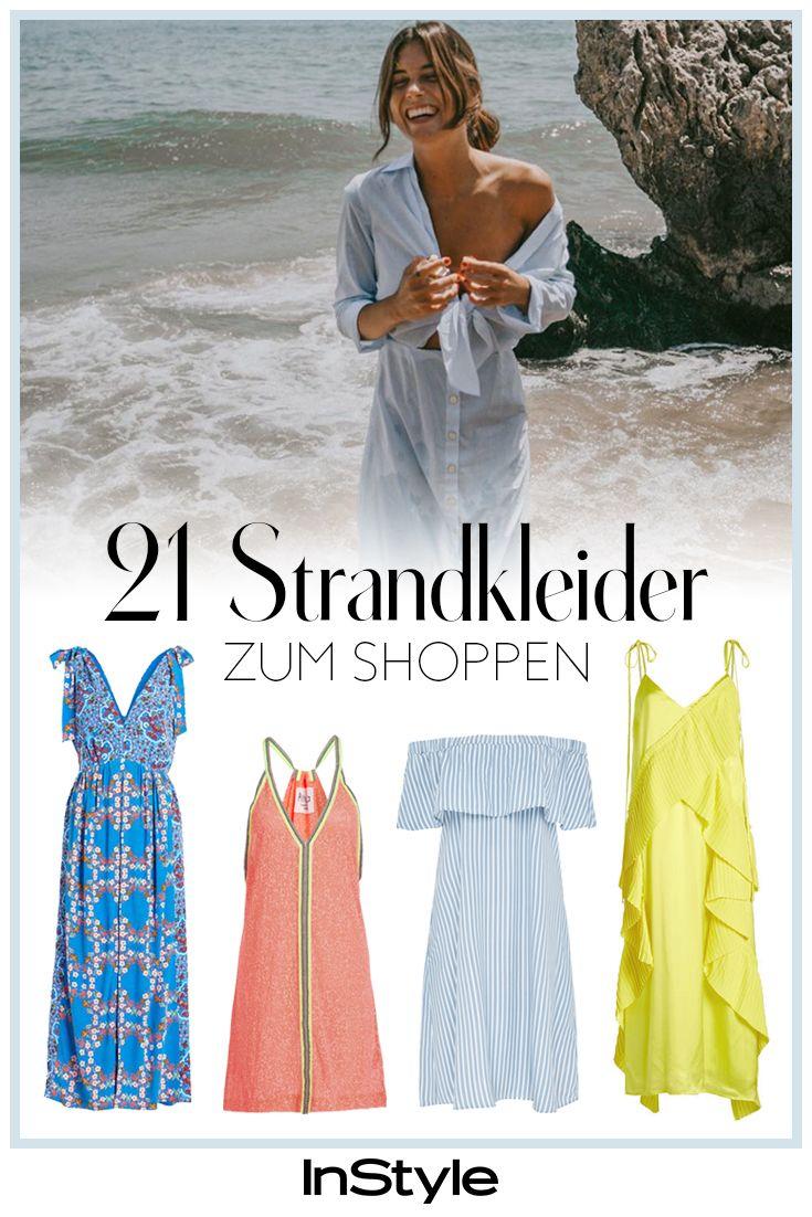 Die 9 schönsten Strandkleider zum Direktshoppen  Strandkleid
