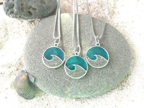 Beautiful Vintage 925 Sterling Silver Earrings Star Fish Beach Surfer Travel