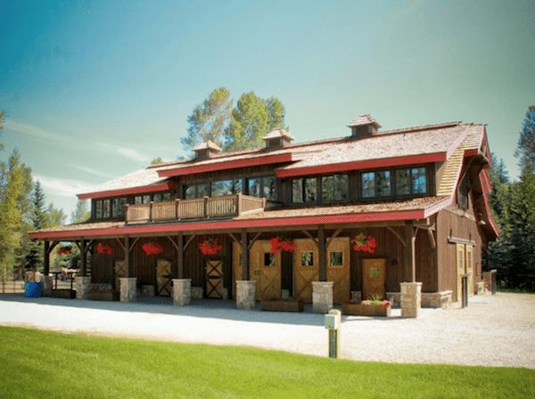 Barn Pros, Inc. - http://www.barnpros.com/ For just $60,000, the Washington based Barn Pros, Inc. will package and ship everything you need to build your barn apartment home.