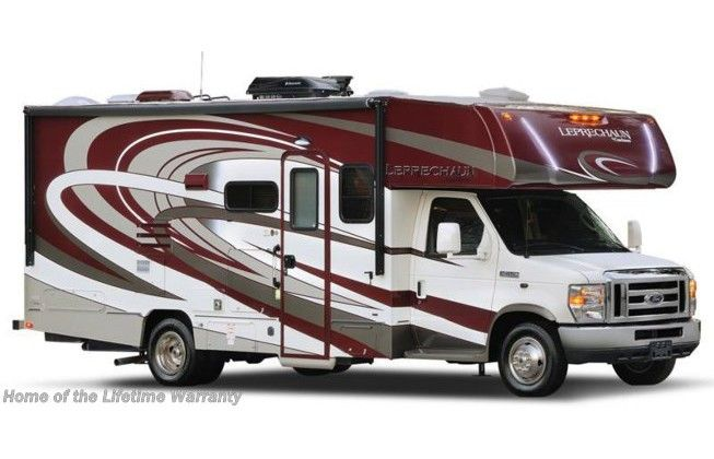 This week we feature the 2017 Coachmen Leprechaun 310BH Class C RV! Fully Motorized and built on a van frame, Class C RVs are typically referred as Mini-Motorhomes because of their likeness to the larger Class A Motorhome. http://blog.rvusa.com/rv-find-of-the-week-2017-coachmen-leprechaun-310bh-class-c/