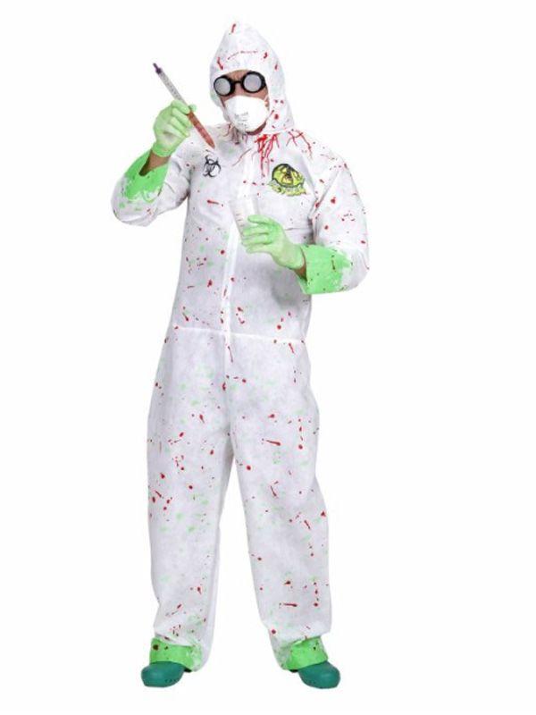 Biohazard drakt - Halloween kostyme for voksne