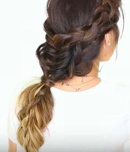 """Long Hair Braidl: The """"Briads in Braid"""" Hairstyle"""