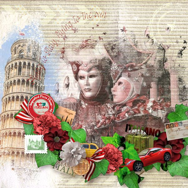 Travelling in Italy by Perline Design http://www.mymemories.com/store/display_product_page…
