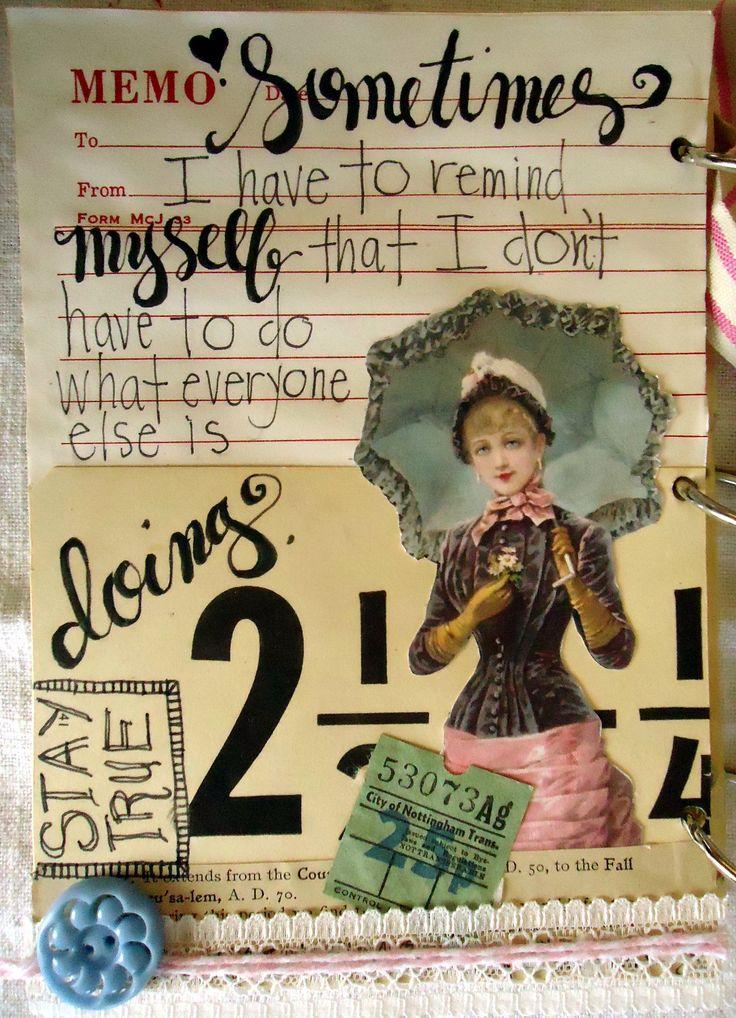 Ephemera Journal | Vintage Street Blog