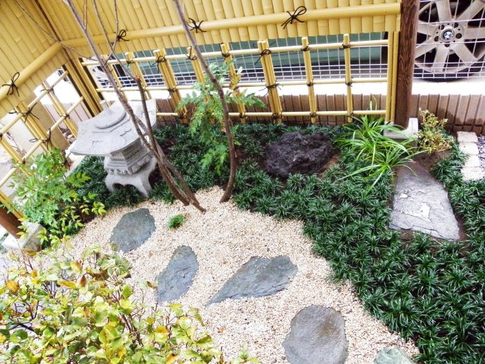 Small space japanese garden garden pinterest for Japanese garden small space