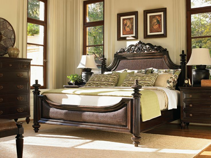 Tommy Bahama, Royal Kahala bedroom