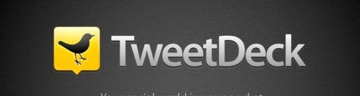 Hace varias semanas, Twitter ha presentado una nueva actualización conocida como Tweetdeck, pero únicamente para la versión de Chrome. Esta nueva actualización ha mejorado la casilla de búsqueda, que ahora es más rápida y muestra más información sin verse en la necesidad de abrir otra ventana.