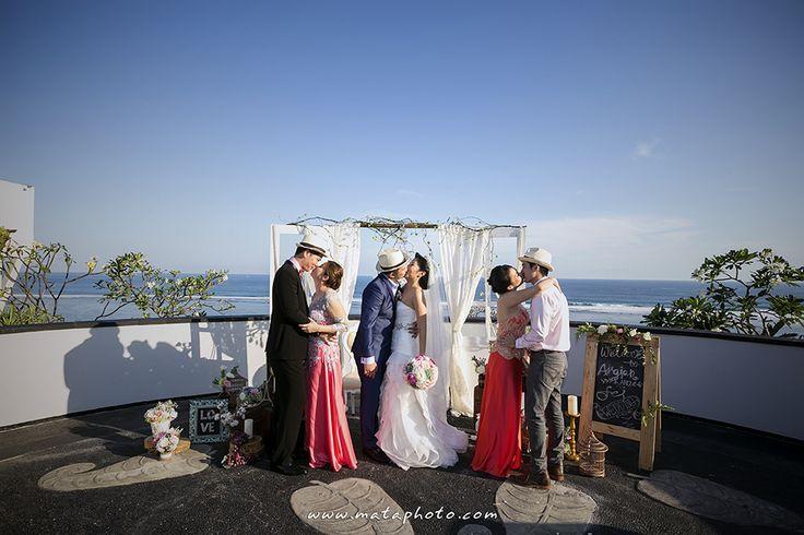 Wedding at Samabe